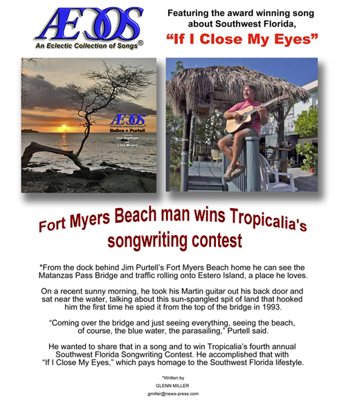 Tropicalia Songwriting Contest